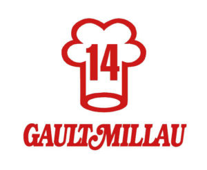 gault millau 14 points sign